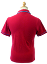 Earl ORIGINAL PENGUIN Retro Mod Tipped Polo Top MB