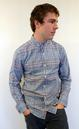ORIGINAL PENGUIN MOD PENNY COLLAR SHIRT RETRO