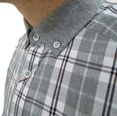 ORIGINAL PENGUIN Retro Jersey Collar Check Shirt W