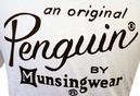 'Original Penguin Script Logo Mens T-Shirt' (W)