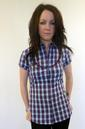 ORIGINAL PENGUIN WOMENS RETRO VINTAGE STYLE SHIRT