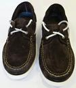 Rambling PAOLO VANDINI Retro Mod Mens Boat Shoes C