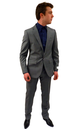PETER WERTH Mens Retro Sixties Mod 2 Piece Suit G