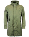 PRETTY GREEN FORD RETRO MOD SIXTIES PARKA JACKET