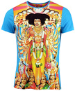 Axis PRETTY GREEN x JIMI HENDRIX Album Art 60s Tee