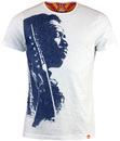 PRETTY GREEN X JIMI HENDRIX ELECTRIC RETRO T-SHIRT