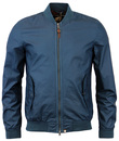 PRETTY GREEN UPTON RETRO 60S MOD BOMBER JACKET