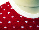 Looks like Reindeer Retro Indie Christmas Jumper R
