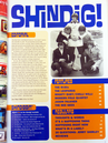 + 'SHINDIG!' MAGAZINE Issue 25 featuring Bee Gees