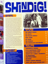 + 'SHINDIG!' MAGAZINE Issue 27 Chocolate Watchband