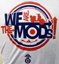 'We are the Mods' Mens Retro Sixties Stomp T-Shirt
