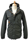 Bunker SUPREMEBEING Mens Retro Casual Mod Parka B