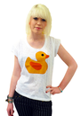 SUPREMEBEING SUPREME BEING RETRO MR SQUEEK DUCK T