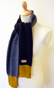 Pipe SUPREMEBEING Retro Indie Knitted Tube Scarf