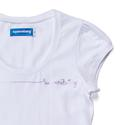 SUPREME BEING 'Lady' Retro Womens Top (White)