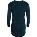 Blue Sky Blues TRAFFIC PEOPLE Retro Jumper Dress B