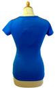 'Vargas' - Womens Retro 50s T-Shirt by UCLA (B)
