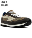 Ensign WALSH Harris Tweed Made In England Trainers