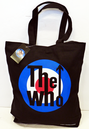 The Who Retro Sixties Mod Target Indie Shopper Bag