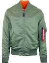 aloha industries reversible ma1 vf USAF jacket