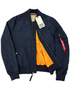 MA1 TT ALPHA INDUSTRIES Retro Mod Bomber Jacket RB