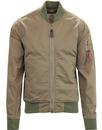 alpha industries ground crew II military bomber
