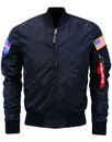 alpha industries Nasa Bomber Jacket reversible
