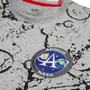 Moon Landing ALPHA INDUSTRIES Retro T-shirt (Grey)