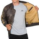 ALPHA INDUSTRIES MA-1 60th Anniversary Camo Bomber