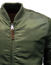 MA1 VF ALPHA INDUSTRIES Retro Mod Bomber Jacket S