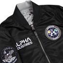 ALPHA INDUSTRIES MA-1 Moon Landing Flight Jacket B