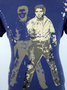 West ANDY WARHOL Retro Pop Art Indie Elvis T-Shirt