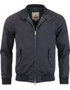 baracuta garment dyed g9 Harrington Dark Navy