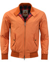baracuta G9 Harrington jacket Squash