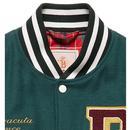 BARACUTA Ivy League Badged Varsity Jacket (DF)