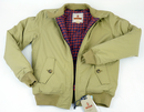 BARACUTA G9 WINTER Mod Quilted Harrington (OK)