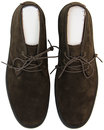 Scholar Stanford BASS WEEJUNS Suede Playboy Boots