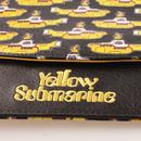 DISASTER DESIGN Beatles Yellow Submarine Clutch