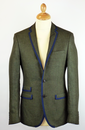 BEN SHERMAN RETRO MOD IVY LEAGUE BLAZER JACKET