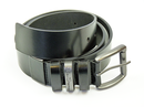 BEN SHERMAN Retro Mod Cut To Fit Leather Belt