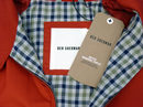 BEN SHERMAN Retro Indie Mod Harrington Jacket RR