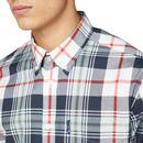 BEN SHERMAN Retro Mod Large Scale Check Shirt (DN)