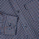BEN SHERMAN 60s Mod LS Signature Gingham Shirt (C)