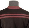 GABICCI VINTAGE Mens Retro Ivy League Cardigan (B)