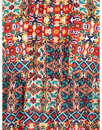 Sally BRIGHT & BEAUTIFUL Moroccan Tile Smock Dress