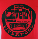 CAVERN CLUB Retro McCartney Vintage Logo T-shirt