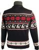 'Reindeer Jumper' - Retro Woolly Winter Jumper (B)