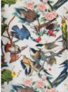Twiggy DARLING Vintage Floral Bird Sleeveless Top