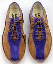 Watts DJ Retro Northern Soul Mod Bowling Shoes SP