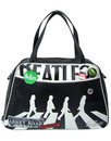Disaster Beatles Retro Abbey Road Holdall Bag